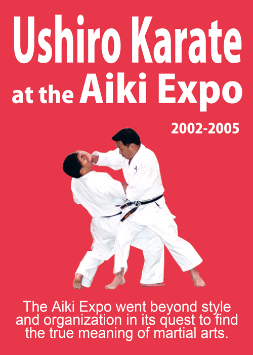 DVD Ushiro Karate at the Aiki Expo