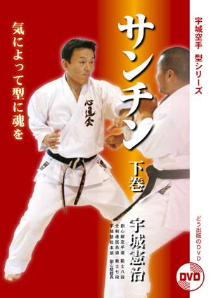 DVD サンチン下巻 宇城憲治