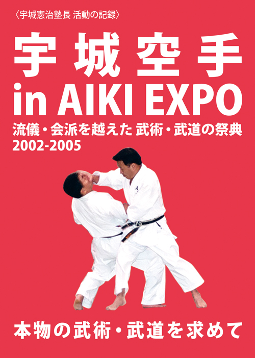 宇城空手 in AIKI EXPO