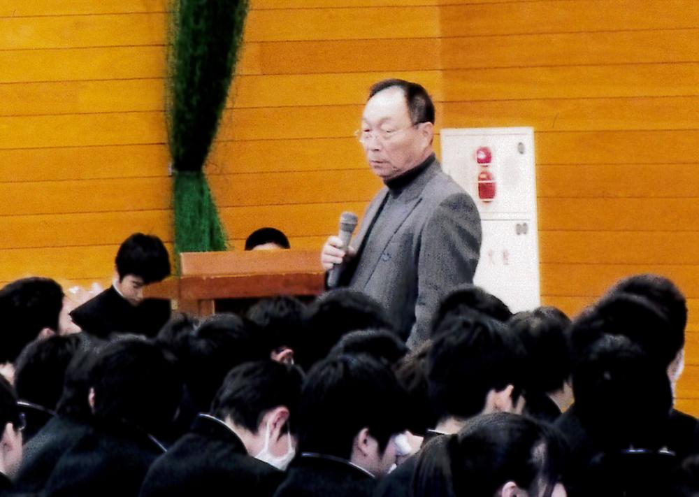 道193号 対談 岩井喜代仁・宇城憲治