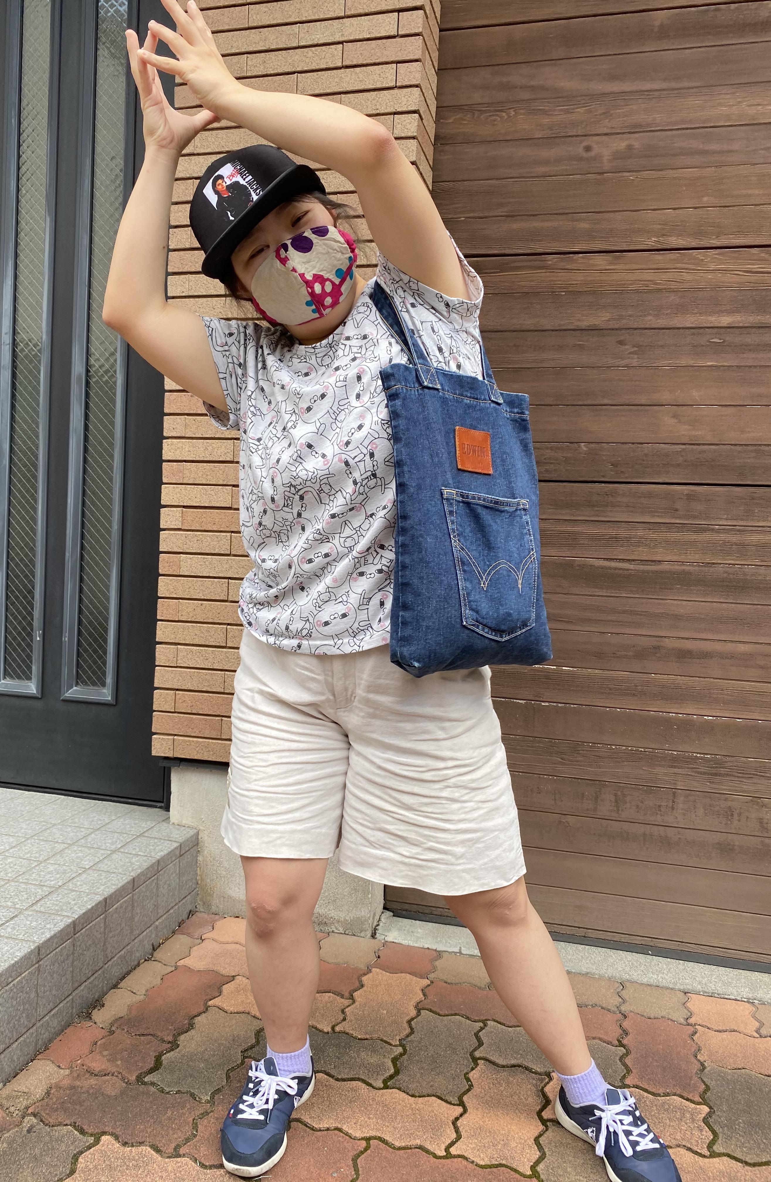 パプリカを踊る翔子さん